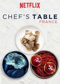 Chef's Table: França - Poster / Capa / Cartaz - Oficial 2
