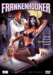 Frankenhooker - Que Pedaço de Mulher - Poster / Capa / Cartaz - Oficial 1