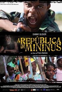 A República Di Mininus - Poster / Capa / Cartaz - Oficial 1