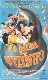 Na Mira do Vizinho - Poster / Capa / Cartaz - Oficial 1