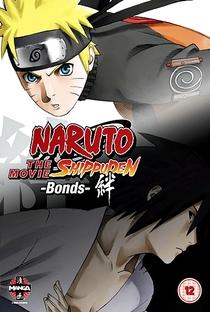Naruto Shippuden 2: Vínculos - Poster / Capa / Cartaz - Oficial 2