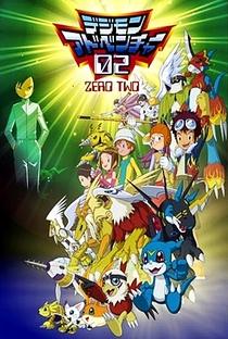 Digimon (2ª Temporada) - Poster / Capa / Cartaz - Oficial 2