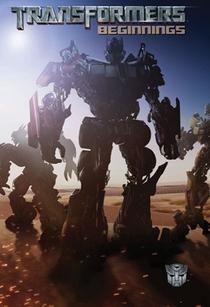 Transformers: Beginnings - Poster / Capa / Cartaz - Oficial 1