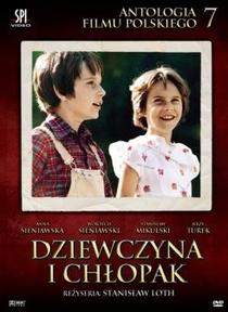 Dziewczyna i chłopak - Poster / Capa / Cartaz - Oficial 2