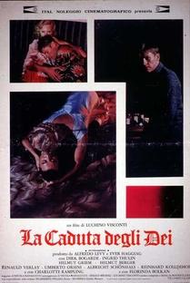 Os Deuses Malditos - Poster / Capa / Cartaz - Oficial 4