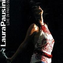 Laura Pausini - Live in Paris 05 - Poster / Capa / Cartaz - Oficial 1