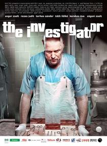 The Investigator   (A nyomozó) - Poster / Capa / Cartaz - Oficial 2