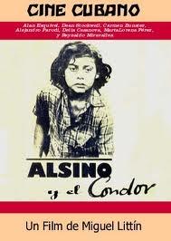 Alsino e o Condor - Poster / Capa / Cartaz - Oficial 1