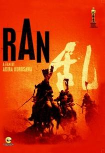 Ran - Poster / Capa / Cartaz - Oficial 15