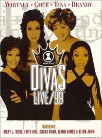 VH1 Divas Live 1999 - Poster / Capa / Cartaz - Oficial 1