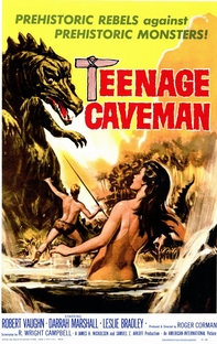 Teenage Cave Man - Poster / Capa / Cartaz - Oficial 1
