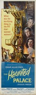 O Castelo Assombrado - Poster / Capa / Cartaz - Oficial 7