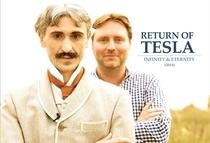 Retorno de Tesla: Infinidade e Eternidade - Poster / Capa / Cartaz - Oficial 1
