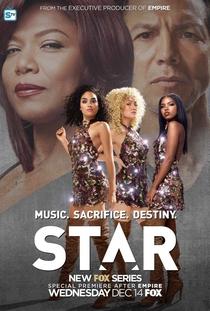 Star (1ª Temporada) - Poster / Capa / Cartaz - Oficial 1