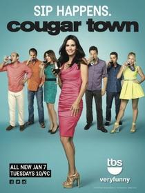 Cougar Town (5ª Temporada) - Poster / Capa / Cartaz - Oficial 2