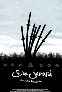 Os Sete Samurais - Poster / Capa / Cartaz - Oficial 12