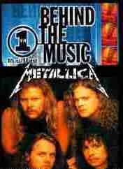 Behind The Music - Metallica - Poster / Capa / Cartaz - Oficial 1