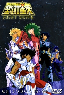 Os Cavaleiros do Zodíaco (Saga 2: Asgard) - Poster / Capa / Cartaz - Oficial 2
