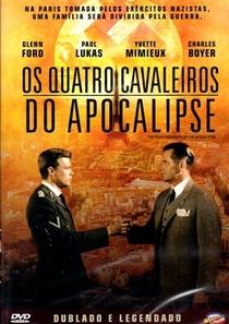 Os Quatro Cavaleiros do Apocalipse - Poster / Capa / Cartaz - Oficial 7