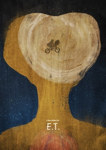 E.T. - O Extraterrestre - Poster / Capa / Cartaz - Oficial 9
