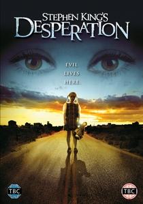 Desespero - Poster / Capa / Cartaz - Oficial 2