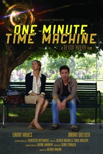 One-Minute Time Machine - Poster / Capa / Cartaz - Oficial 1