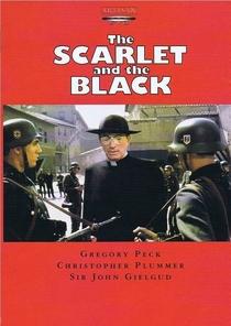 O Escarlate e o Negro - Poster / Capa / Cartaz - Oficial 4