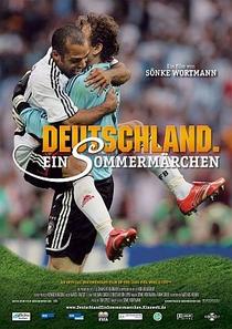 Deutschland. Ein Sommermärchen - Poster / Capa / Cartaz - Oficial 1