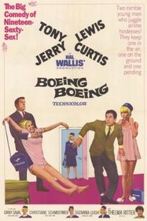 Boeing, Boeing - Poster / Capa / Cartaz - Oficial 2