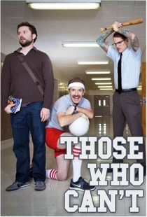 Those Who Can't - Poster / Capa / Cartaz - Oficial 2