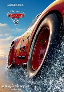 Carros 3 - Poster / Capa / Cartaz - Oficial 1