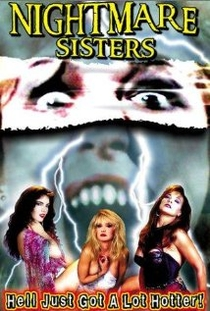Nightmare Sisters - Poster / Capa / Cartaz - Oficial 2