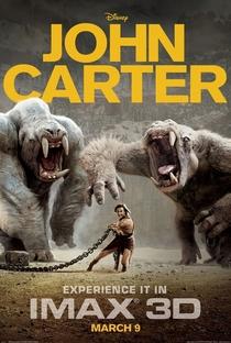 John Carter: Entre Dois Mundos - Poster / Capa / Cartaz - Oficial 2
