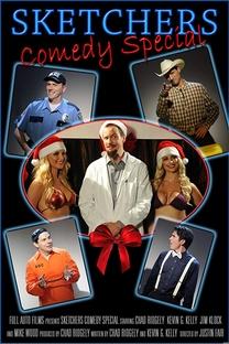 Sketchers Comedy Special - Poster / Capa / Cartaz - Oficial 2