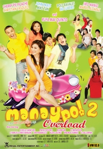 Manay Po! 2 Overload  - Poster / Capa / Cartaz - Oficial 1