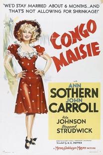 Mlle. Maisie - Poster / Capa / Cartaz - Oficial 1