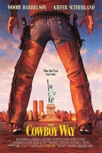 Jeito de Cowboy - Poster / Capa / Cartaz - Oficial 3