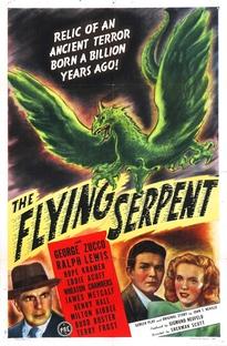 A Serpente Alada - Poster / Capa / Cartaz - Oficial 1