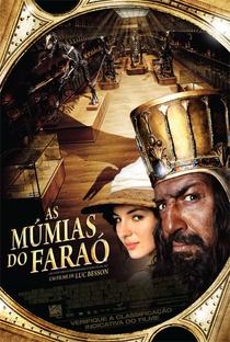 As Múmias do Faraó - Poster / Capa / Cartaz - Oficial 4