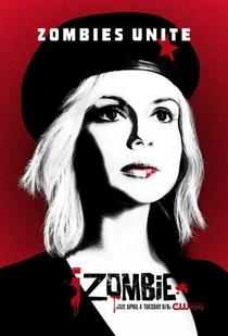 iZombie (3ª Temporada) - Poster / Capa / Cartaz - Oficial 2