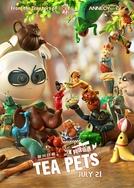 Os Brinquedos Mágicos (Tea Pets)