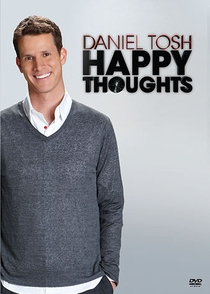Daniel Tosh: Happy Thoughts - Poster / Capa / Cartaz - Oficial 1