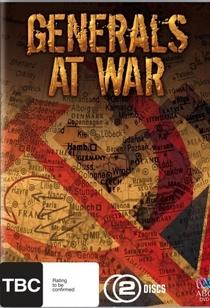 Generais em Guerra - Poster / Capa / Cartaz - Oficial 1