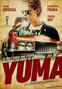 Yuma - Poster / Capa / Cartaz - Oficial 2