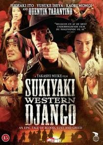 Sukiyaki Western Django - Poster / Capa / Cartaz - Oficial 7