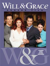 Will & Grace (5ª Temporada) - Poster / Capa / Cartaz - Oficial 1