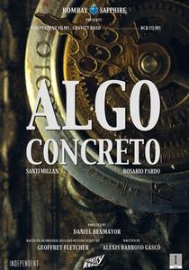 Algo Concreto - Poster / Capa / Cartaz - Oficial 1