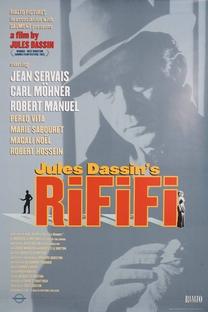 Rififi - Poster / Capa / Cartaz - Oficial 9