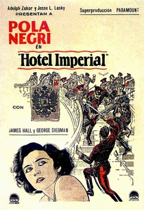Hotel Imperial - Poster / Capa / Cartaz - Oficial 1