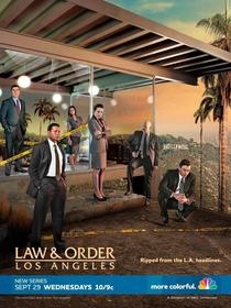 Lei & Ordem: Los Angeles (1ª Temporada) - Poster / Capa / Cartaz - Oficial 1